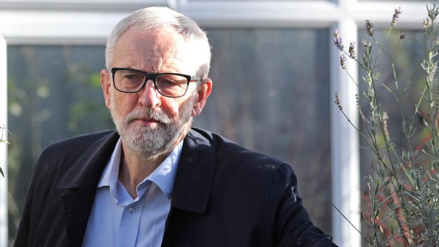 Corbyn, suspendido del Partido Laborista tras las acusaciones de antisemitismo