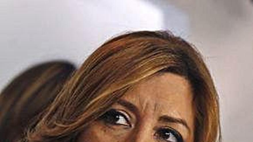 La expresidenta andaluza Susana Díaz, de nuevo mamá