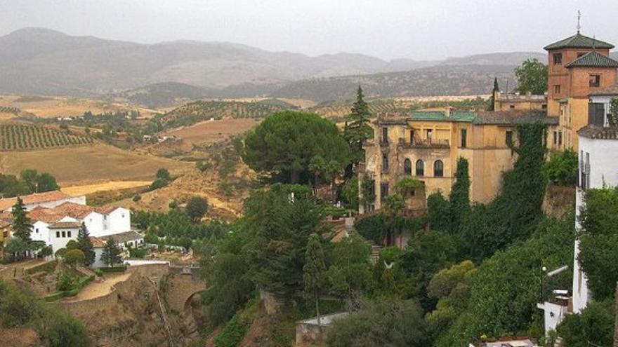El Palacio del Rey Moro