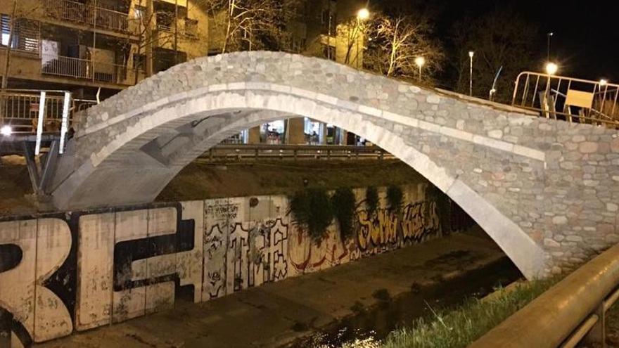 Girona obre aquest dijous el reivindicat pont del Dimoni