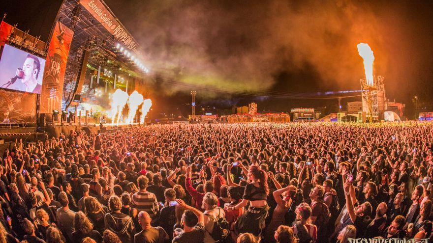 """El Resurrection Fest presenta el cartel para 2022 en la edición """"más grande"""""""