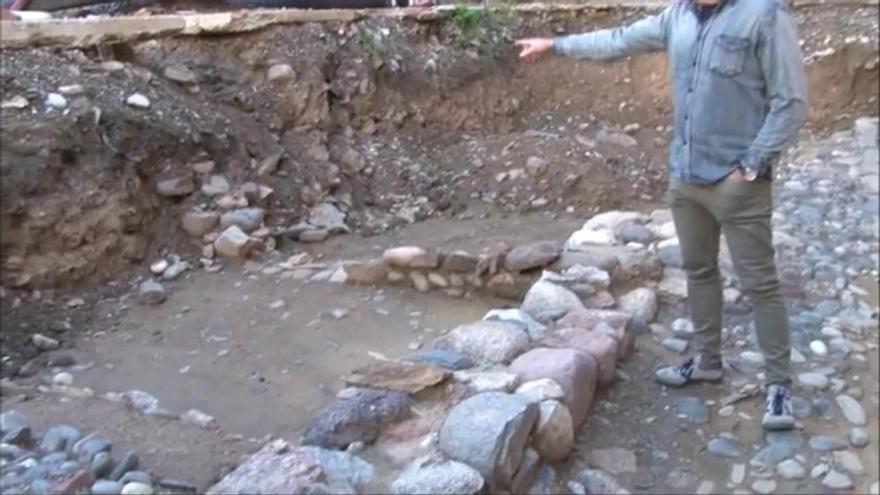 Troben a la Seu d'Urgell un barri d'artesans de l'època medieval