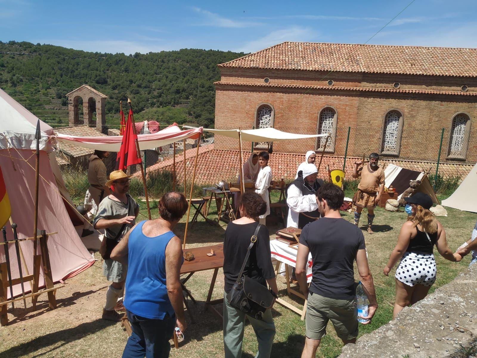Festa dels Templers 2021 a Puig-reig