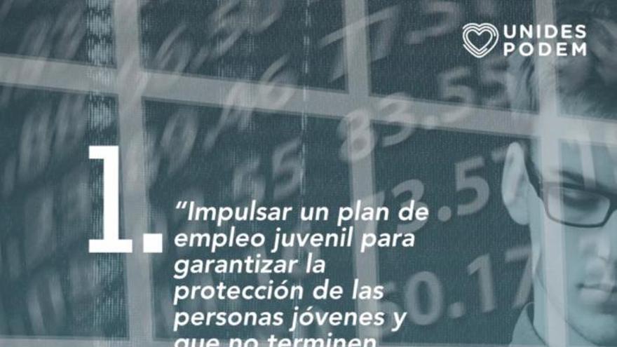 """Propuestas de Unidas Podemos a la vicealcaldesa de Alicante para que combata el """"aburrimiento"""" durante el confinamiento"""