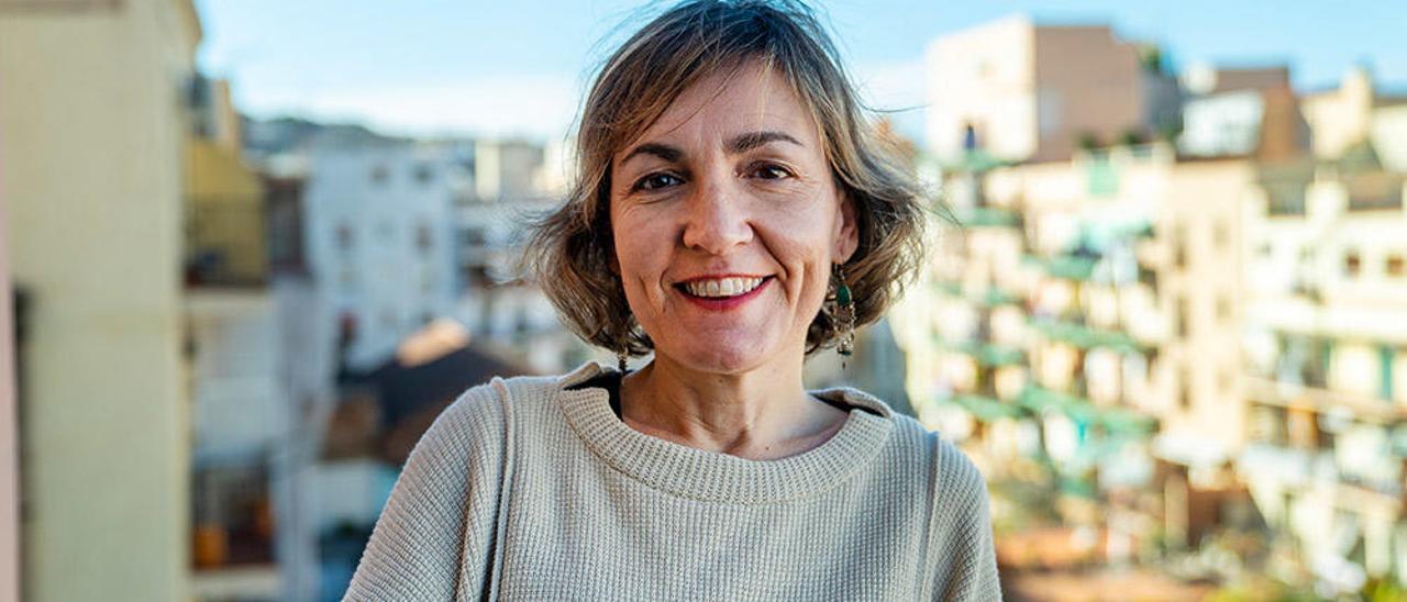 Marta Cañas es directora general en Médicos Sin Fronteras España.