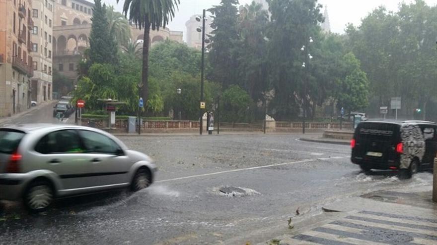 Activen l'alerta per tempestes i pluges intenses a Catalunya