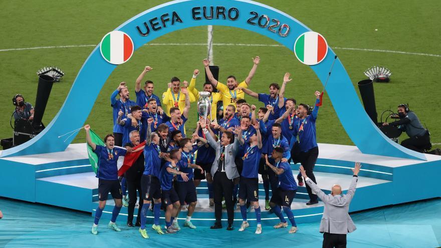 El dinero que se llevan los italianos por ganar la Euro