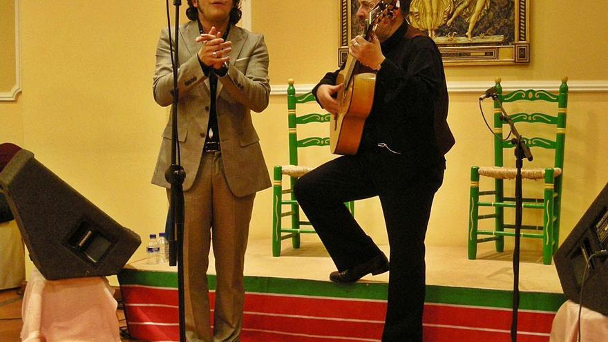El pequeño coliseo se vuelve a hacer grande para recibir flamenco de postín