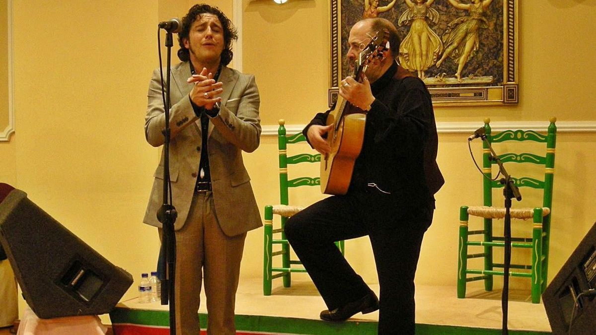 David Palomar y Rafael Rodríguez, en Zamora