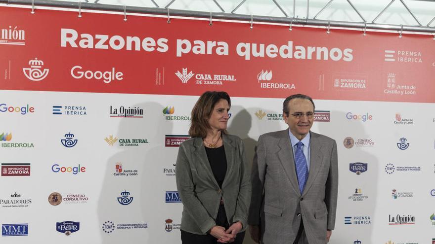 El congreso sobre despoblación en Zamora 'Razones para quedarnos', en imágenes