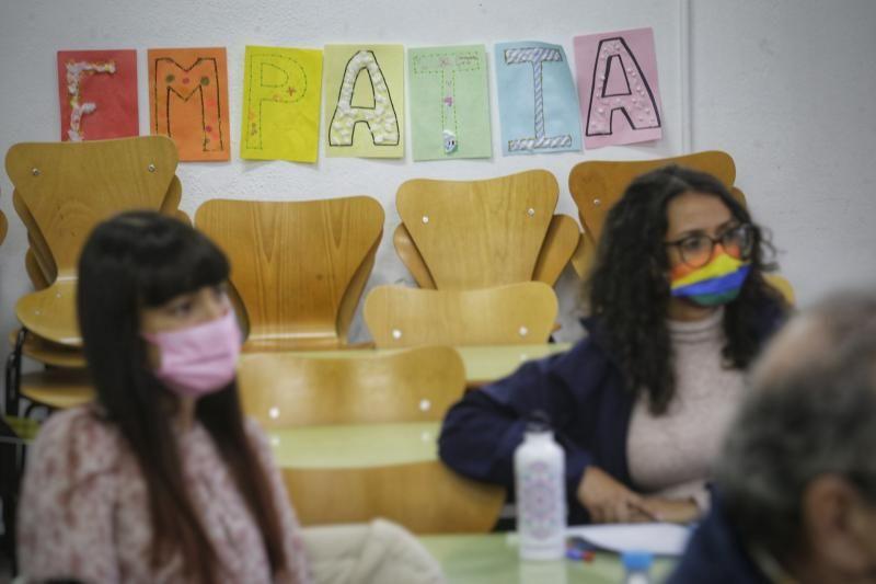 Inserción de inmigrantes en Santa Cruz de Tenerife