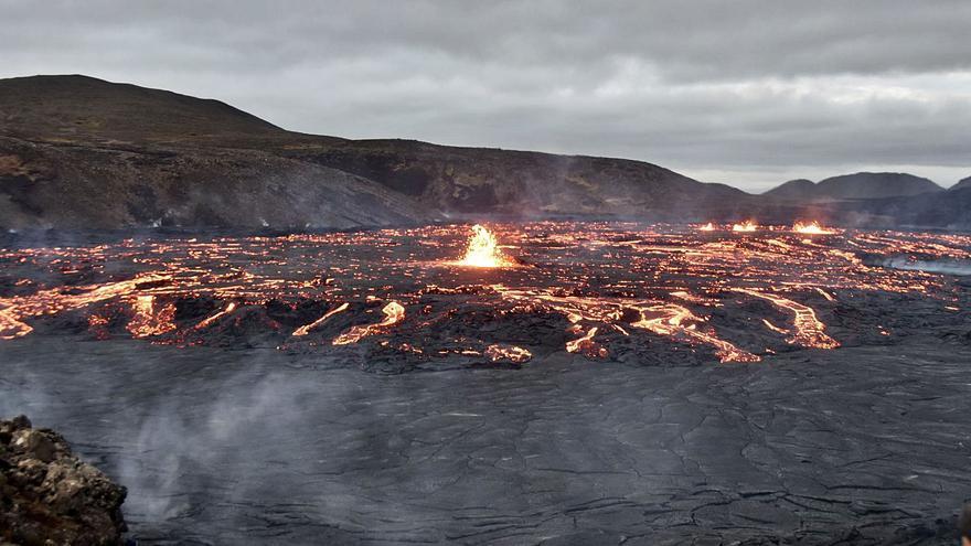 Islandia: el volcán que atrae el turismo