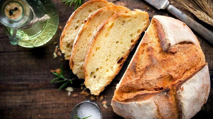 Cómo hacer pan casero, paso a paso