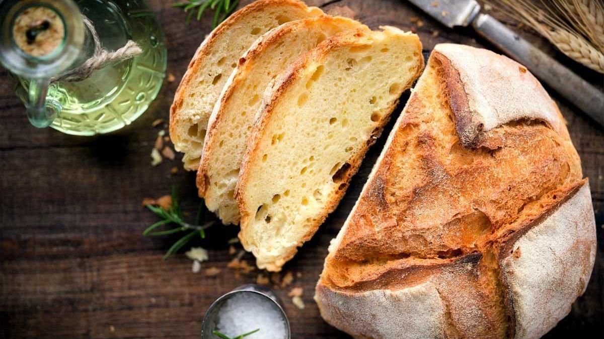Trucos para hacer pan casero con el microondas.