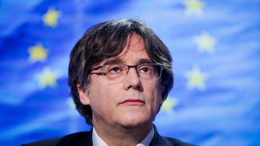 El Constitucional rechaza la suspensión de la orden de detención contra Puigdemont