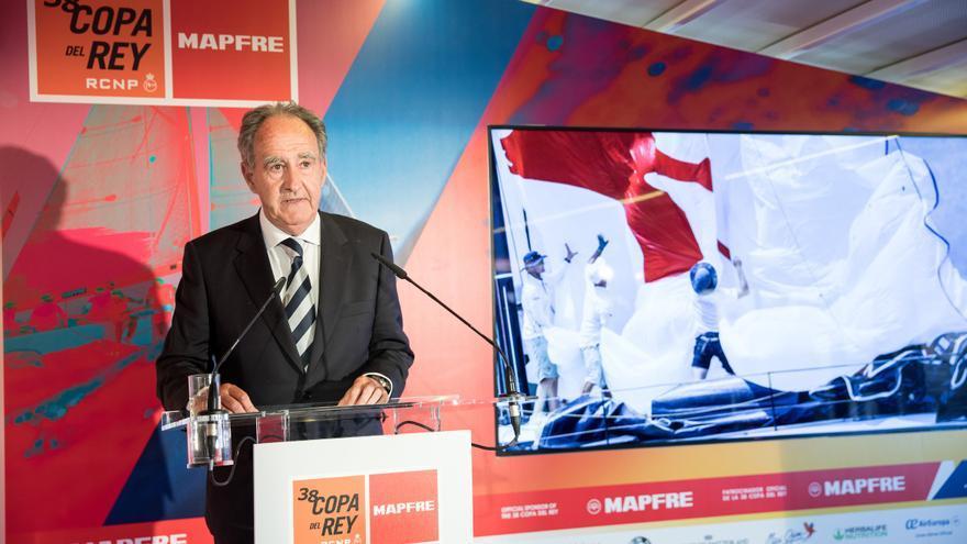 Javier Sanz se postula a presidente de la Federación Española de Vela