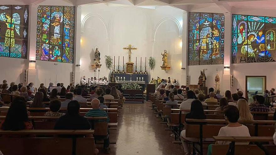 La parroquia de la Trinidad de Priego celebra su 40 aniversario
