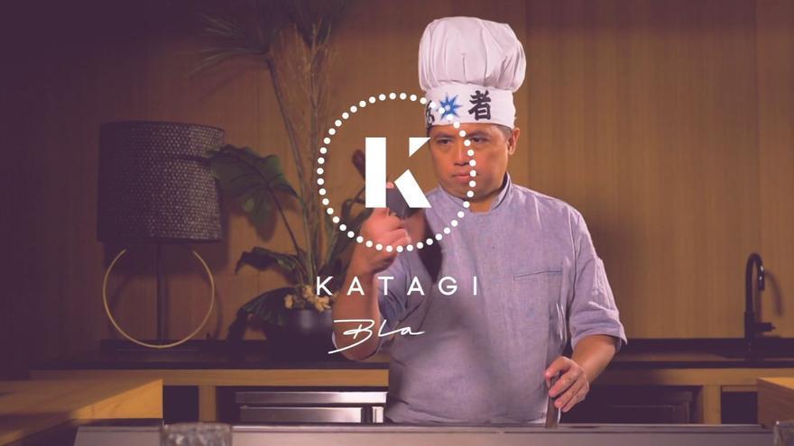 Katagi Blau, el mejor restaurante de fusión asiática