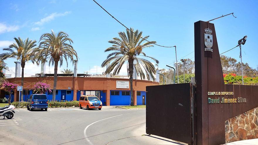 Mogán debe pagar a los Del Castillo por el suelo del pabellón y la Plaza Negra