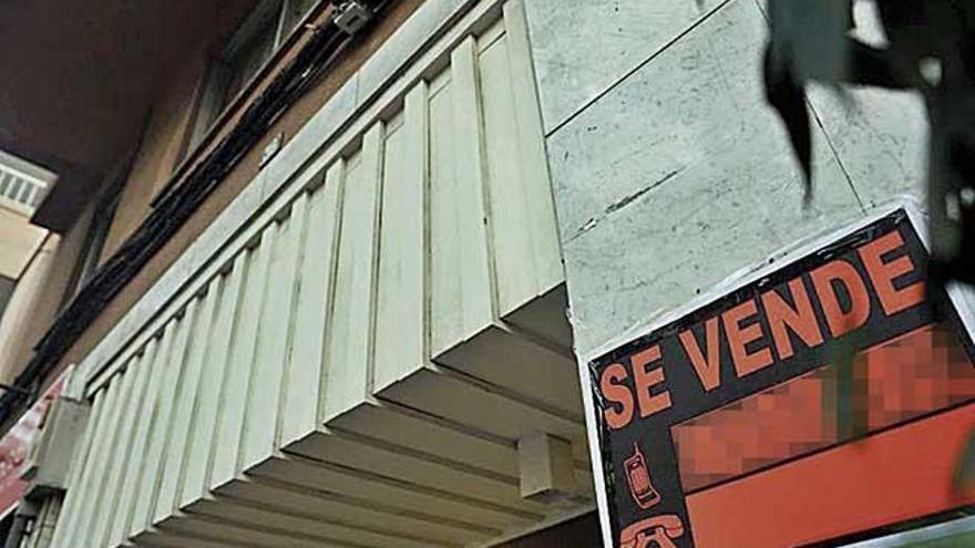 El precio de la vivienda crecerá más de un 5% en Palma el próximo año
