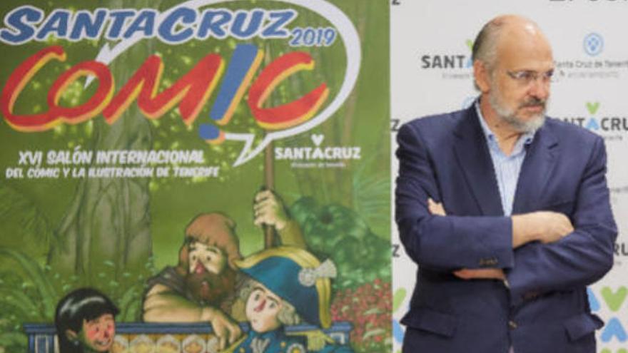 La ULL estrena cátedra para el estudio y promoción del cómic