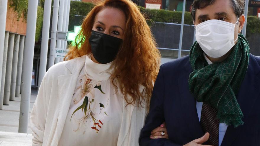 Rocío Carrasco, en los juzgados tras la última demanda de Antonio David Flores