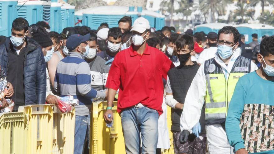 Confirman la muerte por causas naturales del inmigrante fallecido en un hotel de Gran Canaria