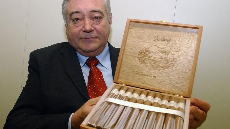 Fallece en Santo Domingo el empresario tabaquero de Cabranes, José Alfredo Díaz Prida
