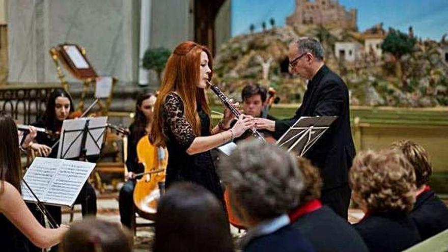 El director de orquesta Ángel del Palacio ofrecerá un recital durante el Día de la Provincia