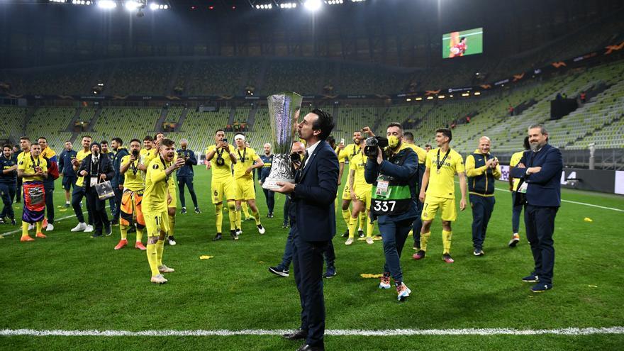 El Villarreal cierra un año para enmarcar