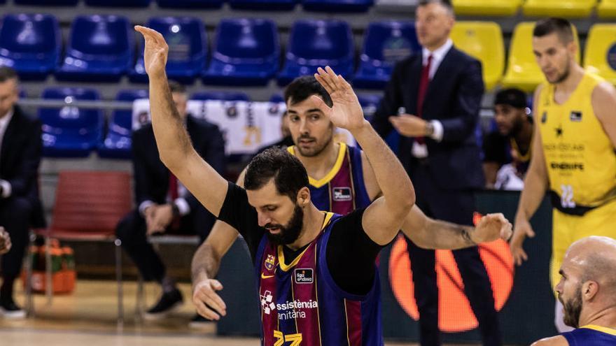 El Barça arrolla a un flojo y poco rodado Alba Berlín