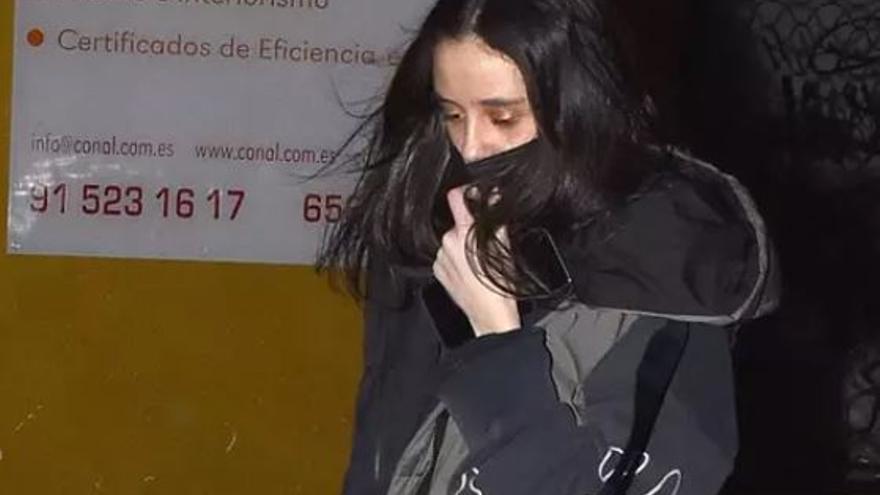 """Victoria Federica reaparece en la noche madrileña con unos entregados """"guardaespaldas"""""""