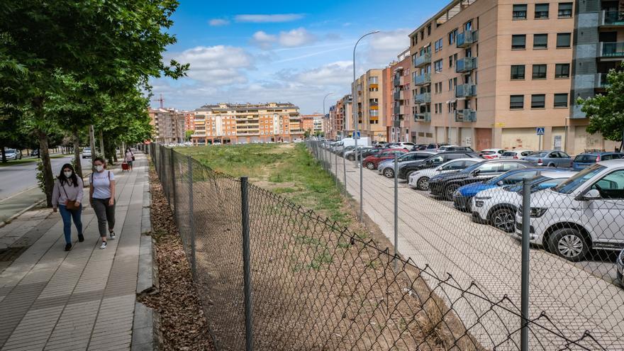 Cerro del Viento tendrá un aparcamiento en superficie y un parque canino