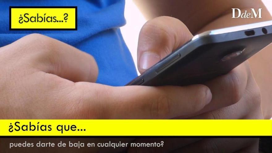¿Sabías... que puedes tener todas las últimas noticias en tu móvil al momento?
