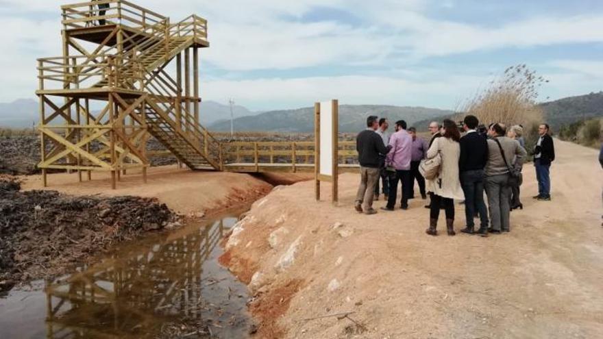 Feuchtgebiet S'Albufera bekommt neue Lagune