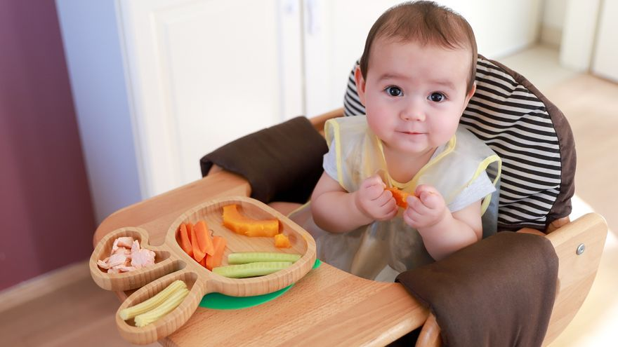 Alimentos sólidos: Así debes introducirlos en la alimentación de tu bebé