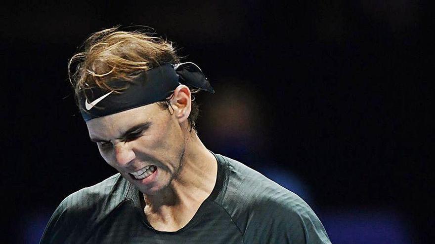 Rafa Nadal y Nole Djokovic discrepan por los cinco sets