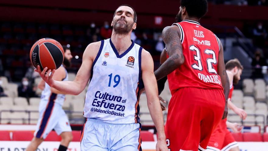 Dubljevic arrolla al Olympiacos