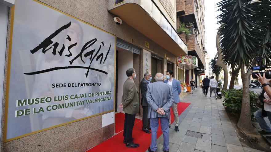 Inauguración de la Fundación Museo Luis Cajal de Torrevieja