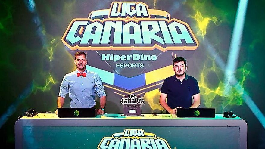 Éxito de la tercera edición de              la Liga Canaria HiperDino, con 17.400 jugadores activos