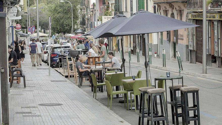 Uno de cada cinco bares y restaurantes de Mallorca liquida el negocio