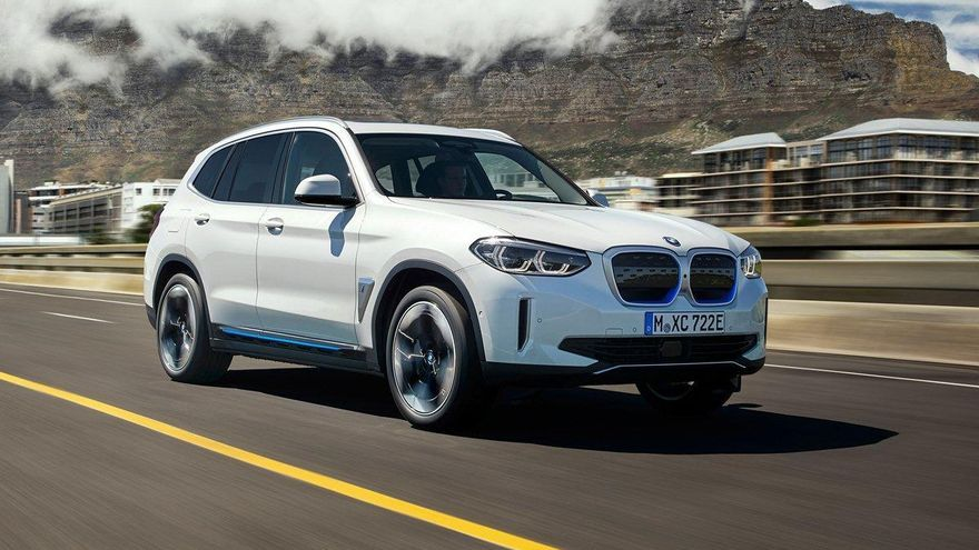 BMW IX3: SUV, premium i elèctric