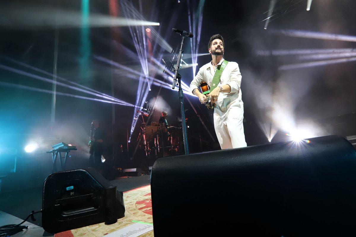 Concierto de Camilo en Murcia