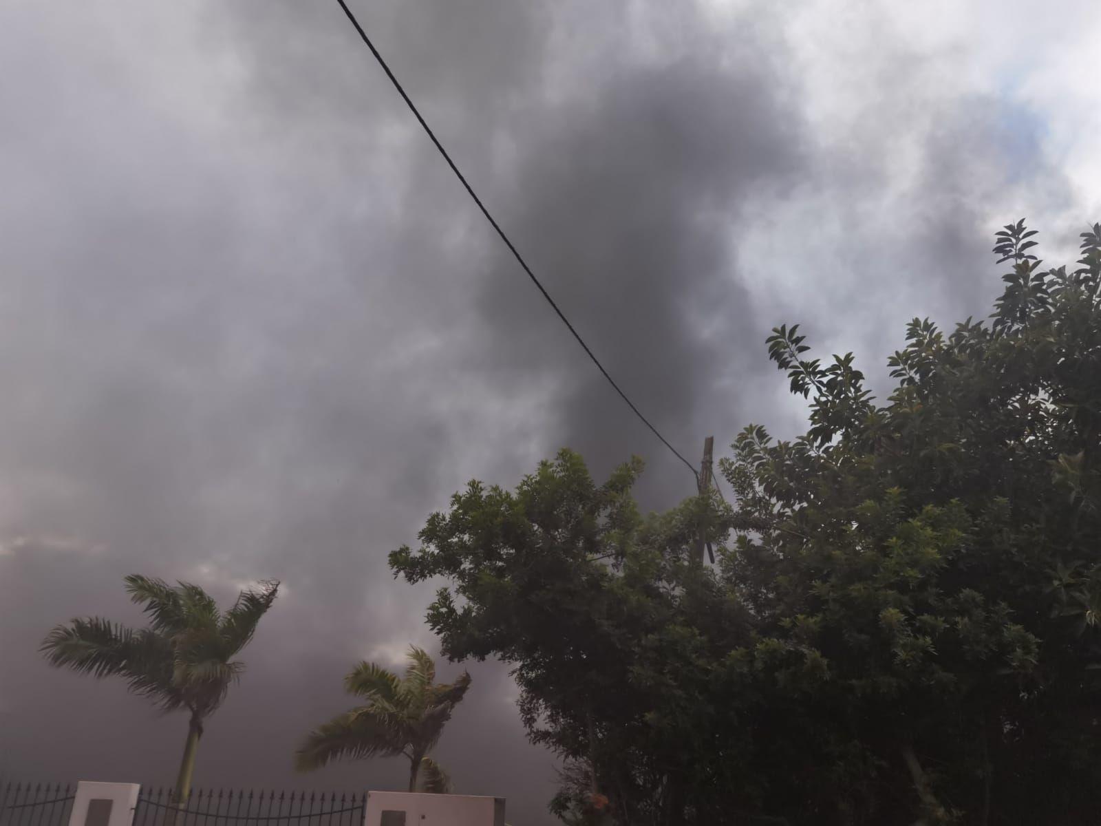Incendio en La Pardilla