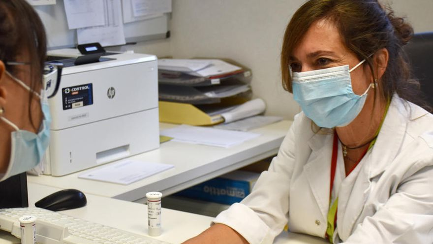 Una seixantena de pacients d'Althaia s'autocontrolen el tractament anticoagulant