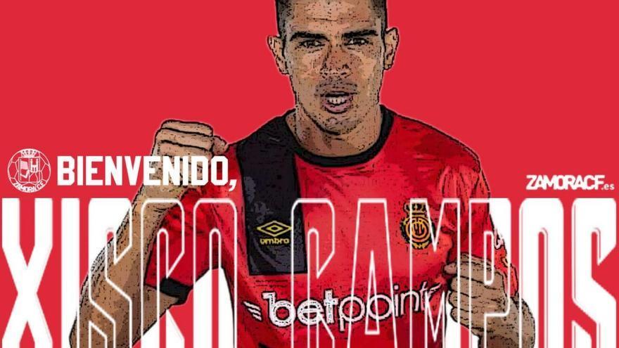 Xisco Campos, nuevo fichaje del Zamora CF
