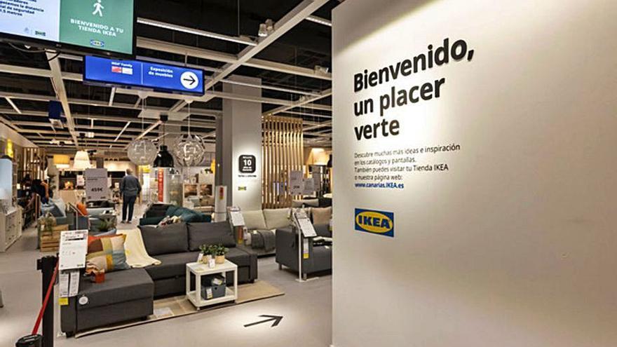 Ikea abre su primera tienda urbana del Archipiélago en el centro de ocio 7 Palmas