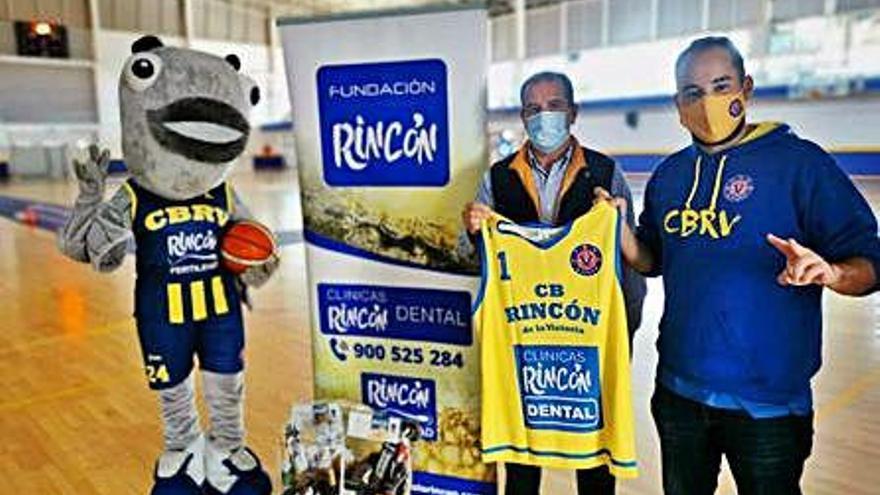 Fundación Rincón colabora con el CB Rincón de la Victoria por cuarta temporada