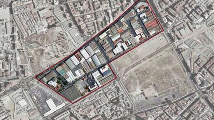 Urbanismo impulsa el desarrollo de un nuevo barrio que ocupará el polígono industrial San Rafael