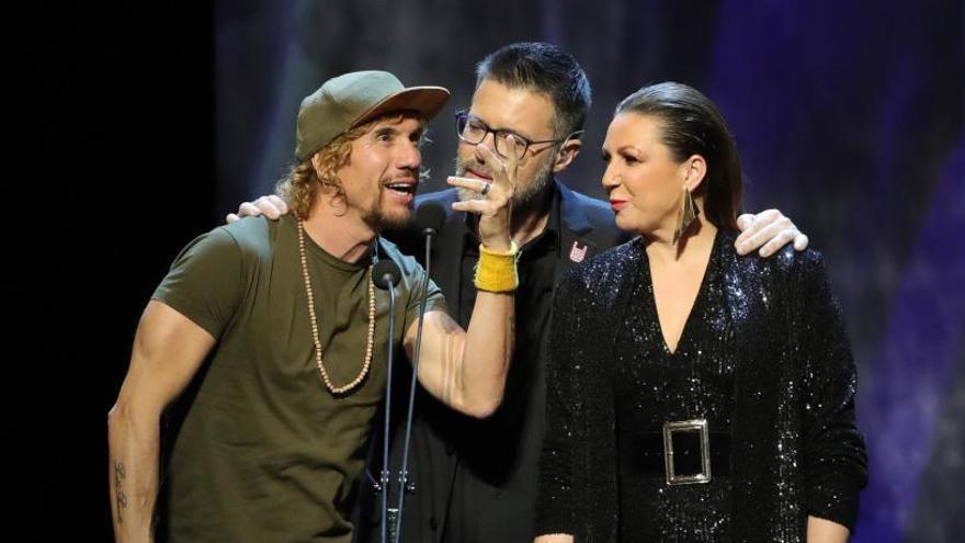 """RTVE pide """"explicaciones"""" a organizadores de la gala de los Premios Odeón"""